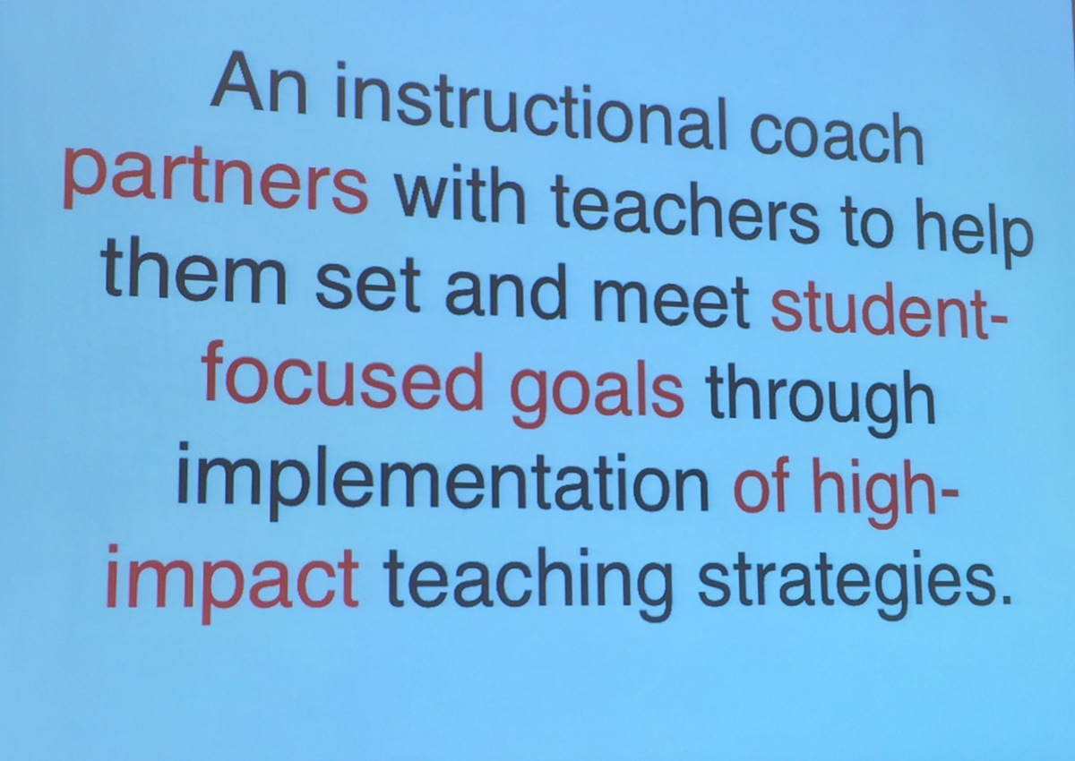 The Instructional Playbook Link To Learning